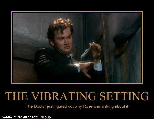THE VIBRATING SETTING
