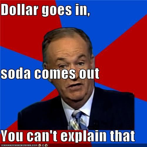 Bill O'Reilly: Dollar Goes In