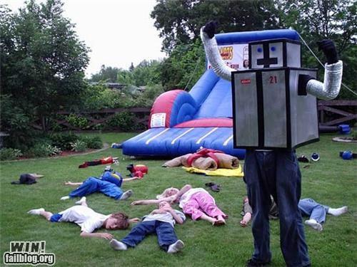 future,kids,photography,robot