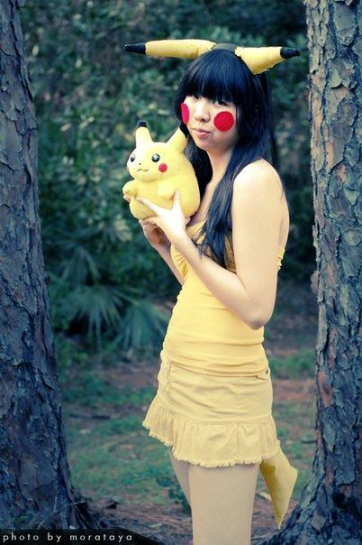 Pikachu I Choose You