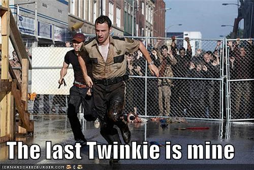 The last Twinkie is mine
