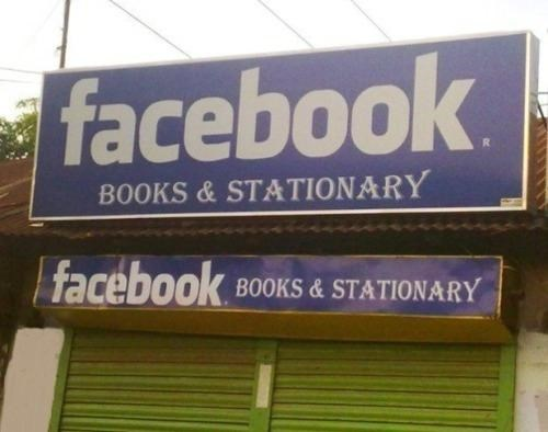 facebook,Meanwhile in India