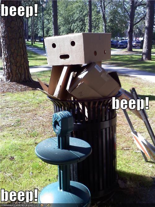 beep! beep! beep!