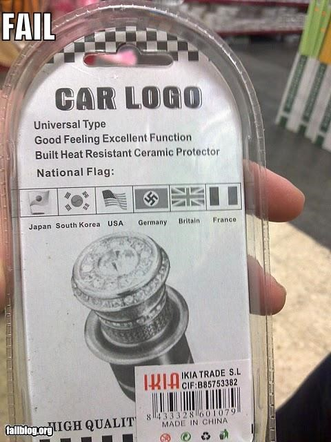 Germany Flag Fail