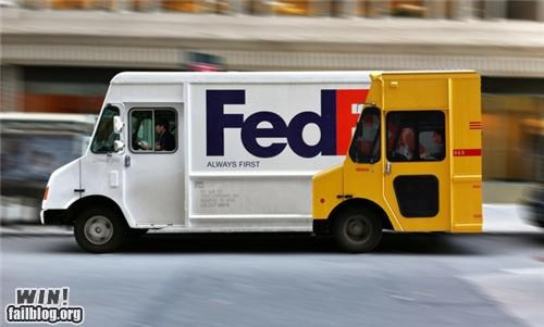 Fed Ex WIN