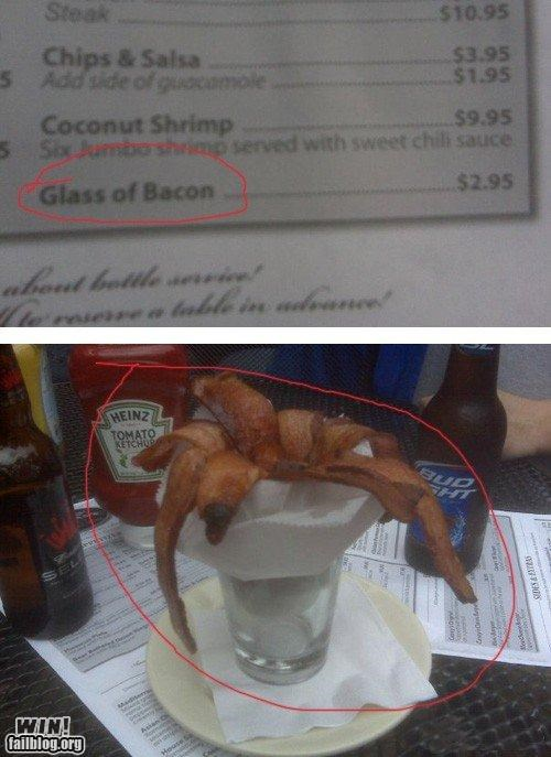 Delicious Bacon: Now In A Glass