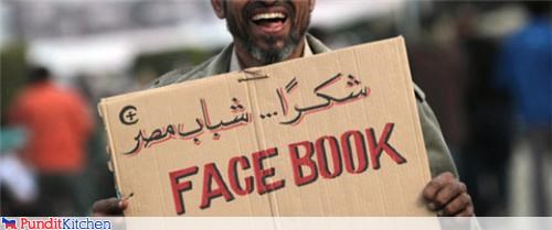 Egyptian Man Names His Newborn 'Facebook'