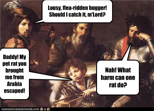 What Harm Can One Rat Do?