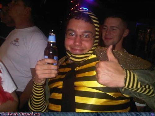 bar,bee,beer,blue moon,bottle,costume