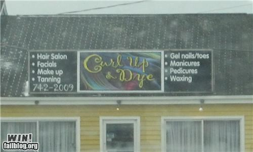 Beauty Salon WIN