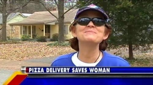 Last Night A Pizza Delivery Driver Saved My Life