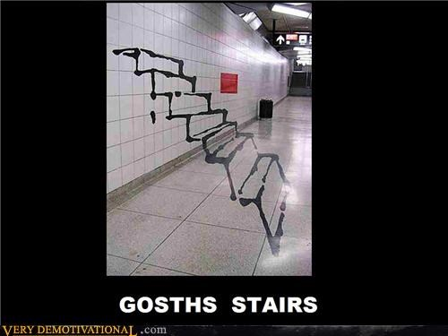 gosth stairs