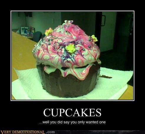 cupcake,huge,wtf