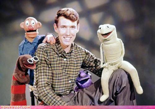 Adorable Jim Henson Is Adorable!