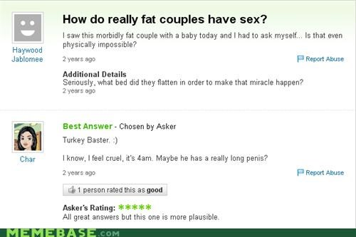 children,dork,obesity,okay do you need me to explain this one to you,puns,whales-penis,Yahoo Answer Fails