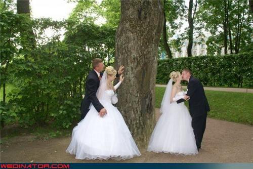bad photoshop,funny wedding photos,KISS,out of body wedding,photoshop,superimposed