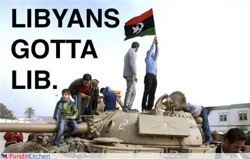 LIBYANS GOTTA LIB.