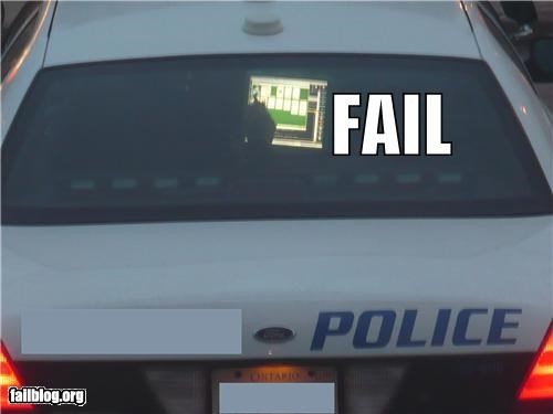 Police Working FAIL