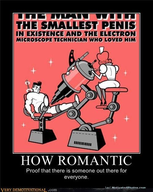 romantic,tiny,no no tubes,electron microscope