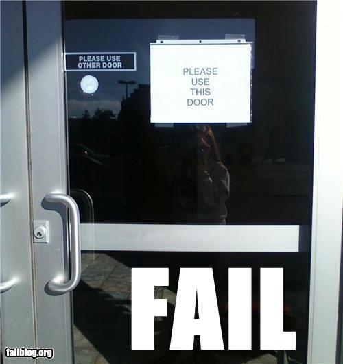 Door Fail