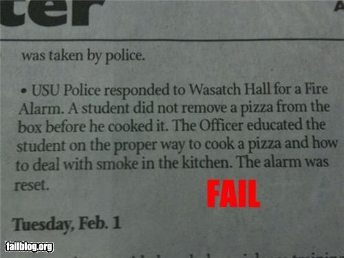 Student Fail