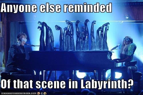 Labyrinth Much?