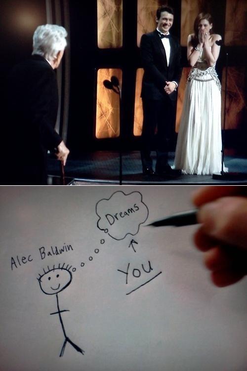 2011 Academy Awards: Opening Sketch + Kirk Douglas Hams It Up