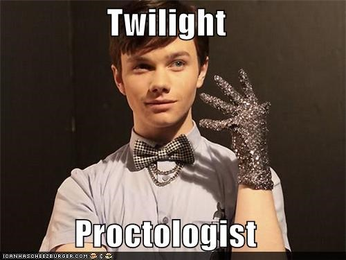 Twilight  Proctologist