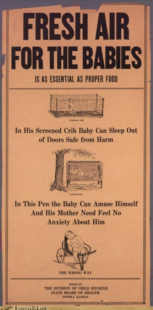 Keep Your Baby Safely Caged Outdoors!