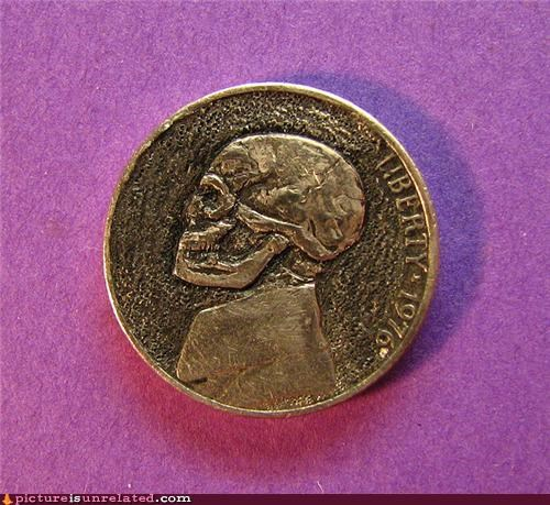 Red Skull Coin?
