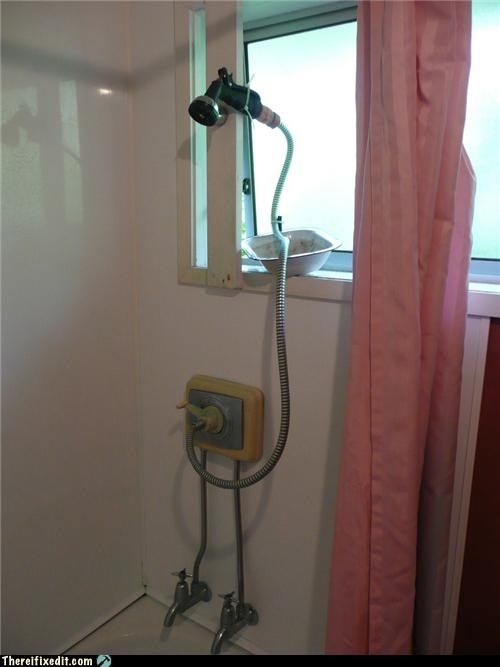 dual use,hose,plumbing,shower