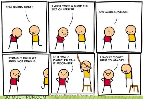 The new Cyanide and Happiness is FULL of it.