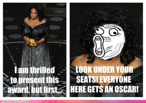 Oprah Do It Real Good