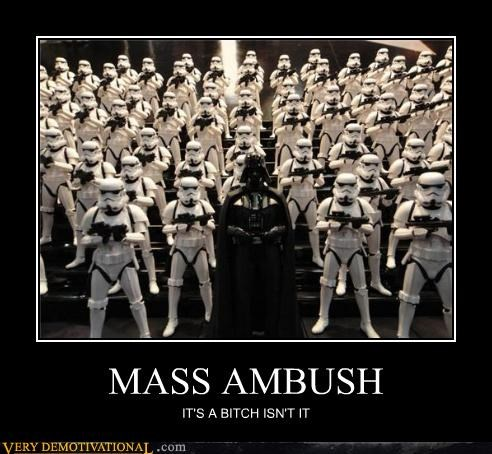 MASS AMBUSH