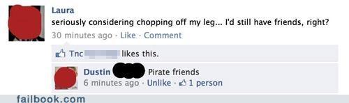One-Legged Laura