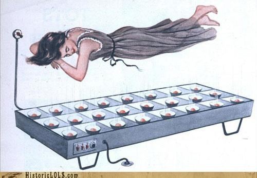 Vintage Future: Air Bed