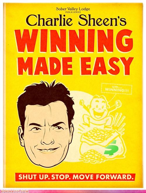 "Required Reading: Charlie Sheen's ""Winning Made Easy"""