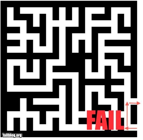 failboat,generator,maze,oops,puzzels,solutions,too easy