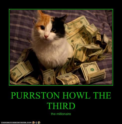 PURRSTON HOWL THE THIRD