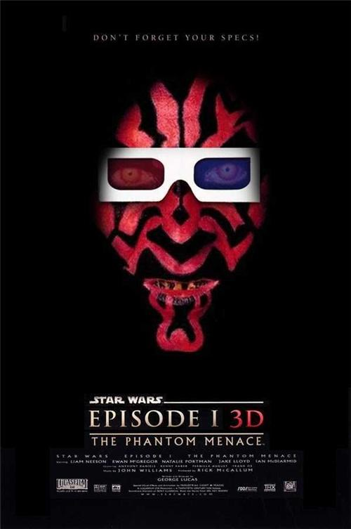 Star Wars 3D Of The Day