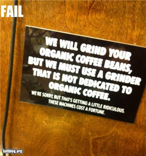 Oddly Specific: Coffee Grinding Info