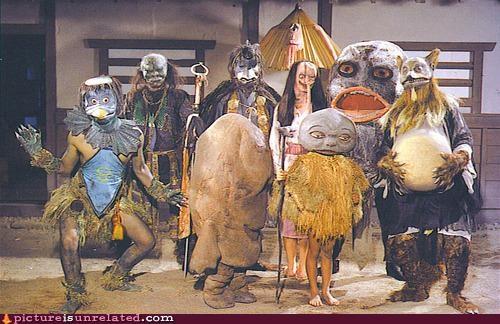 costume,creepy,monster,wtf