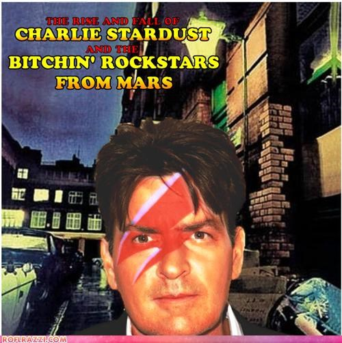 Charlie Stardust and the Bitchin' Rockstars from Mars