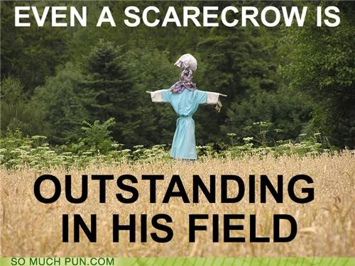 Outstanding in his Field