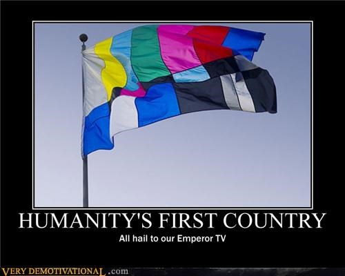 HUMANITY'S FIRST COUNTRY