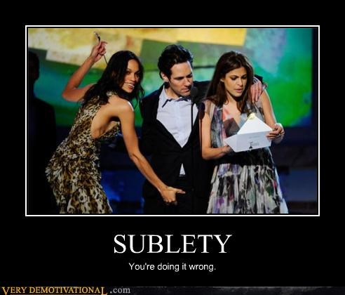 SUBLETY