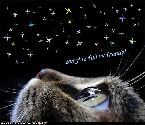 zomg! iz full uv frendz!