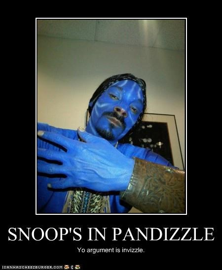 SNOOP'S IN PANDIZZLE