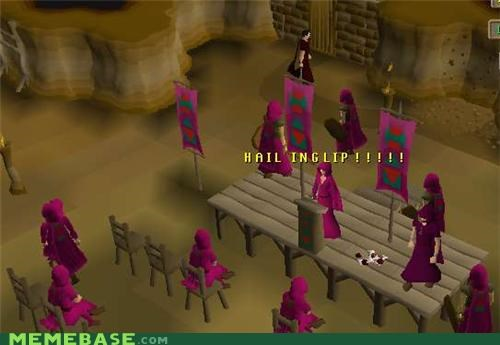 Even Runescape Knows!!