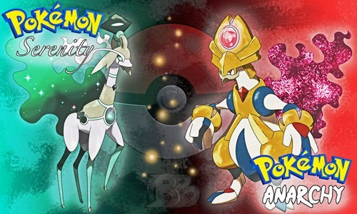 I Would Play the Heck Out of Pokémon Serenity and Anarchy